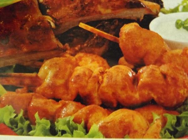 Buffalo Blast Chicken Swewers Recipe