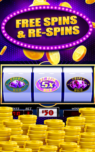 Vegas Slots Casino: Slot Machines With Bonus Games 7 Mod screenshots 5