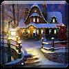 الأبيض عيد الميلاد 3D عطلة LWP APK