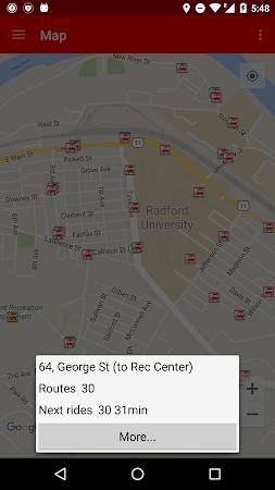 Radford Transit Live 17081409 screenshot 2092377