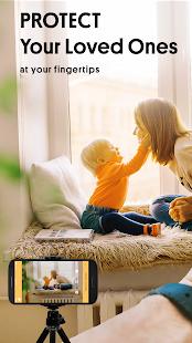 Alfred Home Security Camera, Baby&Pet Monitor CCTV Screenshot