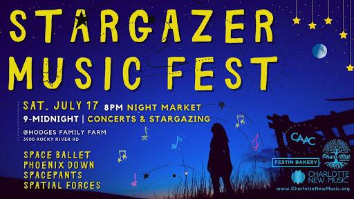 Stargazer Music Fest at Hodges Family Farm