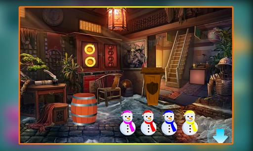Kavi Escape Game 534 Petite Giraffe Rescue Game  captures d'u00e9cran 1