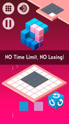 Shadows - 3D Block Puzzle 1.8 screenshots 6