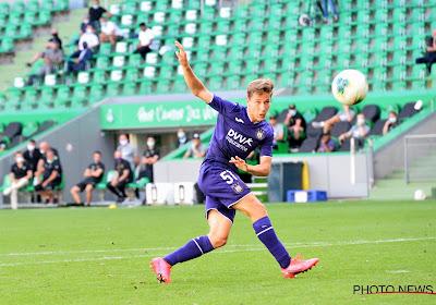Anderlecht: Yari Verschaeren testé positif à son tour
