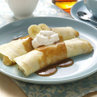 French Banana Pancakes Recipes