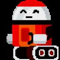Robots Color by Number: Pixel Art,Draw Pixel Paint icon