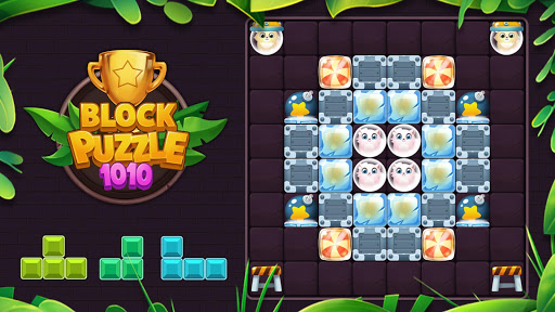 Classic Block Puzzle Game 1010: Free Cat Pop Game 5.3.2 10
