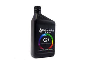 MakerJuice G+ White Resin - 1 Liter