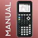 Manual for TI-84 CE Calculator icon