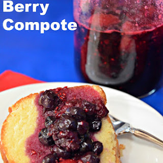 6 Enticing Ways to use Berry Compote