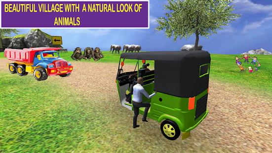tuk tuk real auto rickshaw simulator drive 1