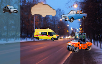 Puzzle Game Cars for Toddlers - screenshot thumbnail 08