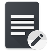 txtpad — Notepad for Android, Create txt files 🗒️