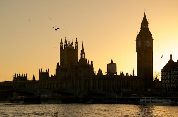 London Silhouette di servi_marco