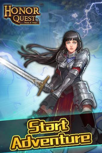 Honor Quest: Steam Magic