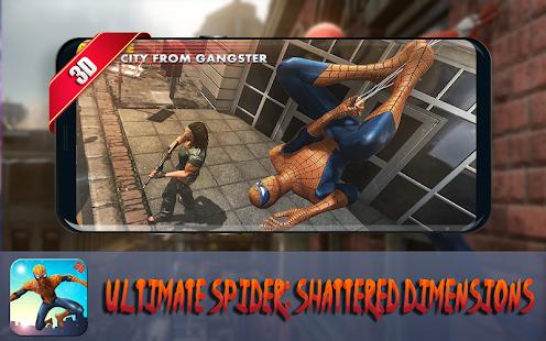 Ultimate Spider: Shattered Dimensions - náhled