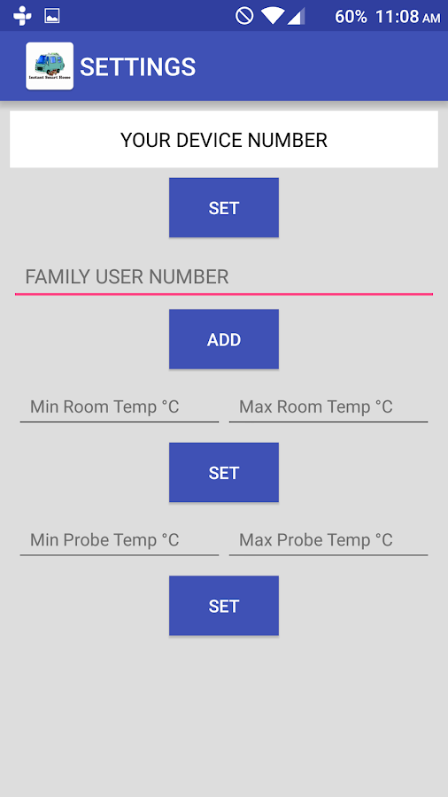 Instant Smart Home- screenshot