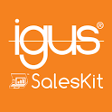 igus SalesKit from Mediafly icon