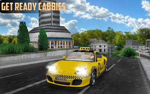 市出租車驅動器模擬器