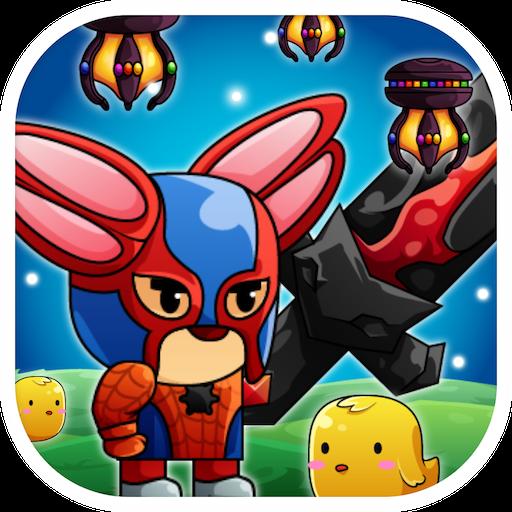 Super Cartoon Survival Game