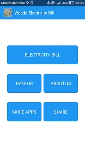 Wapda Electricity Bill Checker- screenshot thumbnail