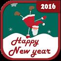 Happy New Year quotes & status icon