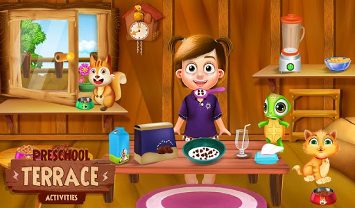 Preschool Terrace Activities v1.0.3