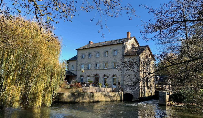 Moulin Mortagne-au-Perche