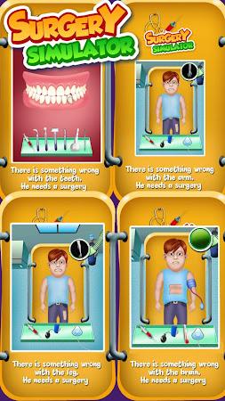 Surgery Simulator - Free Game 5.1.1 screenshot 1383529