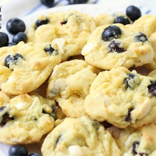 Blueberry Sour Cream Cookies Recipes