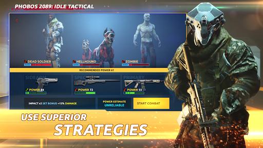 PHOBOS 2089: Idle Tactical 1.40 Screenshots 1