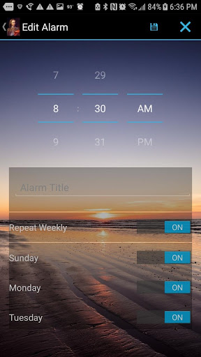 Mozart Alarm Clock screenshots 2