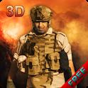 Commando Mission Action War icon