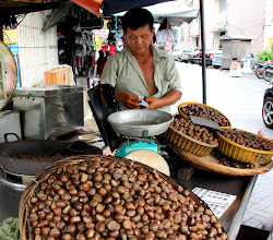 Photo: Year 2 Day 106 -  Chestnut Seller
