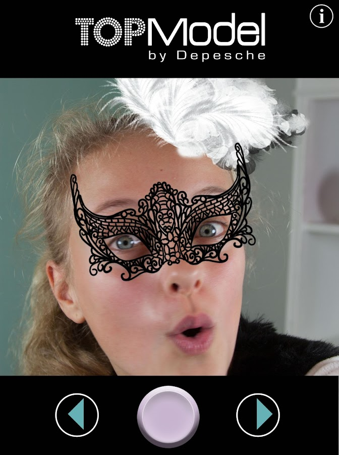 TOPModel FaceFun- screenshot