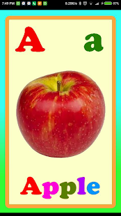 Fruits ABC Lite- screenshot thumbnail