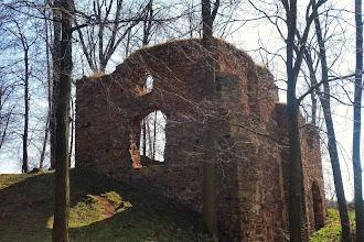 Photo: zřícenina hradu Fulštejn