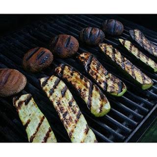 Grilled Portabellas