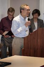 Photo: Prof. Ming Wu