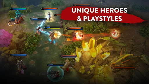 Vainglory  screenshots 12