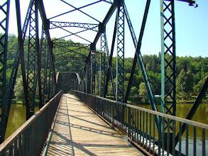 Photo: Davle, Starý Davelský most