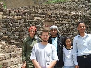 Photo: Anik,Timothy ,Sameer , Ammat Al-Malek and Hamed ((from left to right)