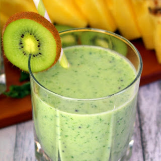 Green Super Food Smoothie
