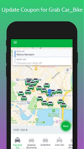 Guide Update Coupon for Grab Car_Bike 1.0 screenshots 1