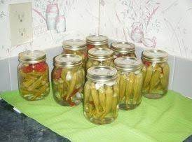 Pickled Okra Recipe