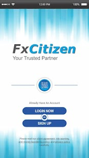 FxCitizen- screenshot thumbnail