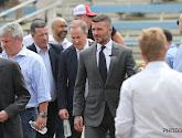 """David Beckham : """"Je veux laisser une trace"""""""