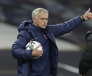 Mourinho pique sa première colère de l'année