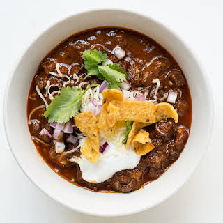 BA's Best Slow-Cooker Beef Chili.